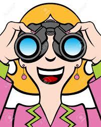 safari binoculars clipart woman with binoculars clipart collection