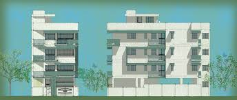 Typical Floor Plan Of A House by Apartment Building In Rainbow Nagar U2013 Imago