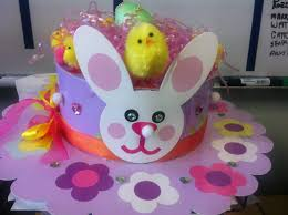 108 best easter bonnets images on pinterest easter crafts