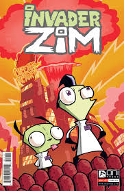invader zim issue 22 invader zim wiki fandom powered by wikia