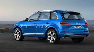Audi Q5 Next Generation - 2017 audi q5 speculatively rendered