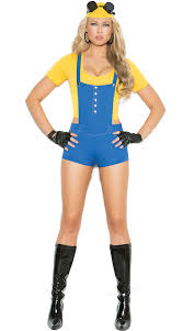 minion costume which uncomfortably sexual costume should you wear