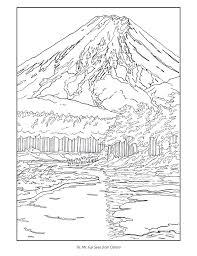 kawase hasui coloring book