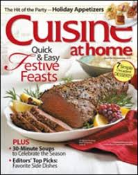 cuisine at home cuisine at home magazine cuisine at home magazine subscription