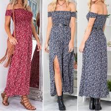 aliexpress com buy strapless beach summer dress sundresses