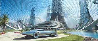 mercedes benz future world a vision