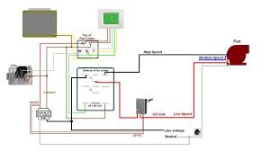 furnace fan switch wiring hvac fan relay wiring diagram wiring diagram