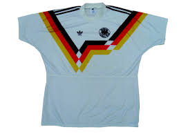 German Flag Shirt Iconic European Championship Shirts