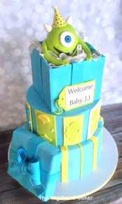 Monster Inc Baby Shower Decorations Monsters Inc Baby Shower Ideas Pinkducky Com All About Baby