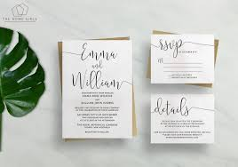 save the date website printable wedding invitation suite calligraphy save the date