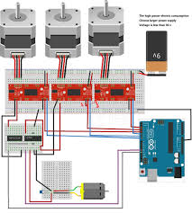 Stepper Motor Driver Wiring Diagram A3967 Easy Drive Stepper Motor Driver Electrodragon