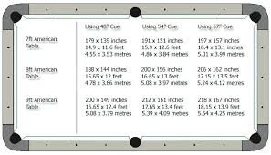 what are the dimensions of a pool table pool table dimensions room size cm sizes chart guide pool design