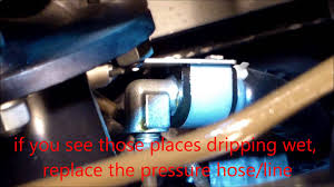 nissan murano 2005 youtube guide to replace power steering hose nissan murano youtube