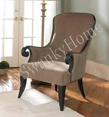 Scroll Arm Chair Design Ideas Unusual Armchairs Foter