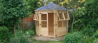 Gardens With Summer Houses - summer houses appletree bespoke timber buildings