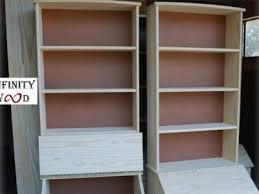 Toybox With Bookshelf Toy Box Book Shelve
