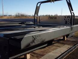 find flatbed sled deck aluminum motorcycle in kalispell montana