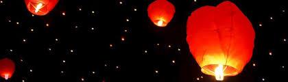 lantern kites sky lanterns