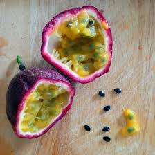 Rainforest Passion Flower - the rainforest garden how to eat a passionfruit and grow the seeds