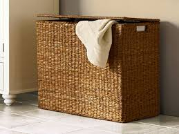 Dirty Laundry Hamper by Design Pottery Divided Laundry Hamper Dirty Clothes Hamper