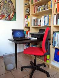 Ikea Hack Office Desk Billy Bookcase Desk From Ikea Hackers Might Would Work Well For