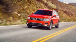 all new 2018 volkswagen tiguan will start at 25 345 the drive