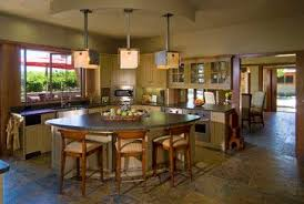 kitchen triangle with island shaped kitchens an oddly shaped kitchen island why it s one