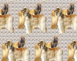 afghan hound keyring afghan hound jewelry etsy