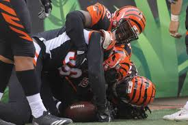 Nfl Tv Map Week 3 Bengals At Jaguars Week 9 2017 How To Watch Game Time Tv Info