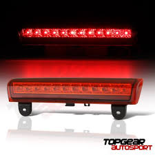 2005 gmc yukon xl third brake light gmc yukon xl denali 2000 2006 red led third brake light