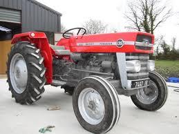 ferguson 135 tractors