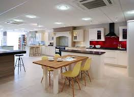 Kitchen Designs Unlimited by The Harvey Jones Bournemouth Showroom Bournemouth Dorset