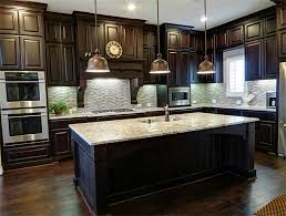 34 kitchens with dark wood floors pictures dark wood
