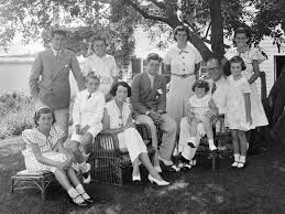 john f kennedy children rose kennedy s obsession with her children s weight people com