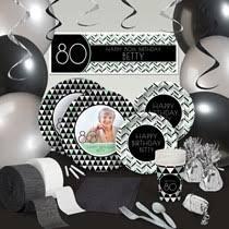 80th Birthday Party Decorations 80th Birthday Party Themes Themes For 80th Birthday Parties