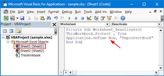 2 ways to prevent excel sheet from being deleted password recovery