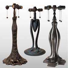 tsg 1895 usa donates high value tiffany style mosaic lamp base for