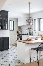 kitchen flooring ideas vinyl black and white kitchen vinyl flooring spurinteractive