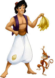 aladdin group clipart