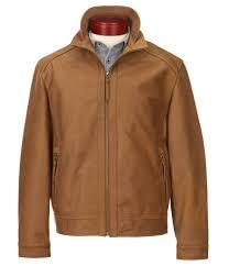 Leather Barn Coat Men U0027s Coats Jackets U0026 Vests Dillards