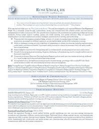 Comprehensive Resume Sample For Nurses by Icu Rn Resume Samples Contegri Com