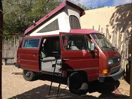 volkswagen westfalia 2016 vw vanagon syncro westfalia 4x4 full camper