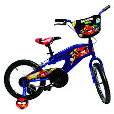 girls on motocross bikes amazon com angry birds kid u0027s bike 16 inch wheels 11 inch frame