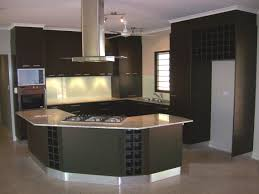 fascinating kitchen island designs with seating and stove photo