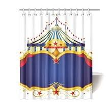 Circus Bathroom Popular Circus Curtains Buy Cheap Circus Curtains Lots From China