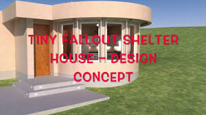 tiny fallout shelter house u2013 design concept u2013 tiny house plans