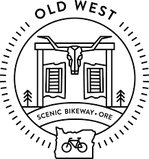 Boring Oregon Map by Old West Scenic Bikeway Travel Oregon