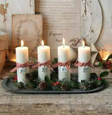 christmas candle centerpiece ideas top christmas candle decorations ideas christmas celebration
