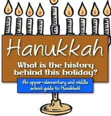 hanukkah what is the history this a guide to