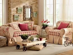 Cottage Style Sofas Living Room Furniture Living Room Cottage Floral Sofa Im Getting So I Just Adore Sofas